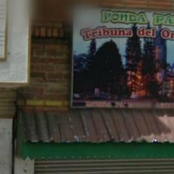 Fonda Paisa Tribuna del Oriente en Bogotá