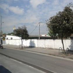 Fondo Nacional de Estuperfacientes en Bogotá