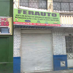Ferauto en Bogotá