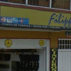 Filippo en Bogotá