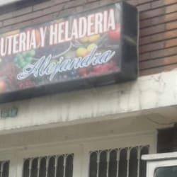 Frutería y Heladería Alejandra en Bogotá