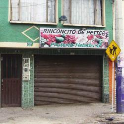 Frutería y Heladería Rinconsito De Petter en Bogotá