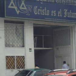 Iglesia Cristiana Cristo es el Futuro en Bogotá