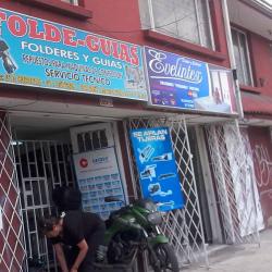 Folde - Guías  en Bogotá