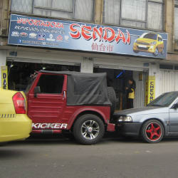 Importadora Sendai en Bogotá