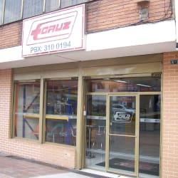 Industria Metálicas Cruz en Bogotá