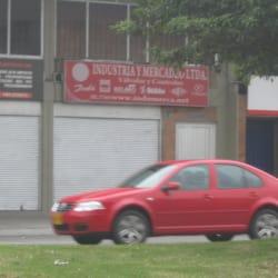 Industria y Mercadeo Ltda. en Bogotá