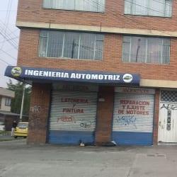 Ingenieria Automotriz  en Bogotá