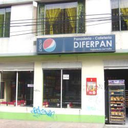 Panadería Cafetería Diferpan en Bogotá