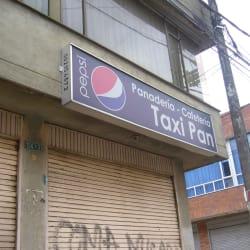 Panadería Cafetería Taxi Pan en Bogotá