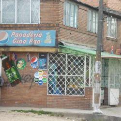 Panadería Gina Pan en Bogotá