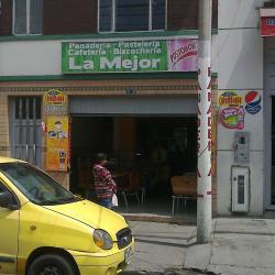 Panadería La Mejor en Bogotá