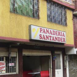 Panadería Santander en Bogotá