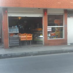 Panadería Wilder Pan en Bogotá