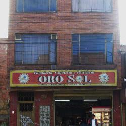 Panadería Cafetería Pastelería Oro Sol en Bogotá
