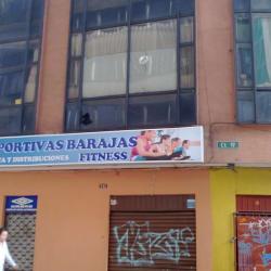 Fabrica y Distribuciones Deportivas Barajas en Bogotá