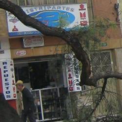 DistriPartes en Bogotá