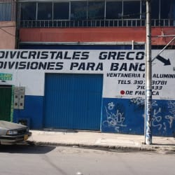 Divicristales Greco en Bogotá
