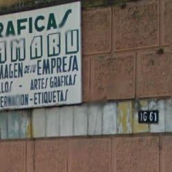 Graficas Kamaru en Bogotá