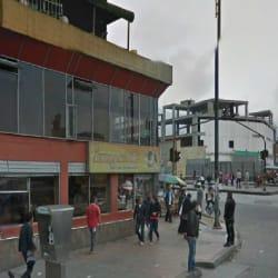El Brasero del Pollo en Bogotá