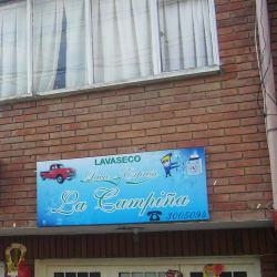 Lava Express La Campiña en Bogotá