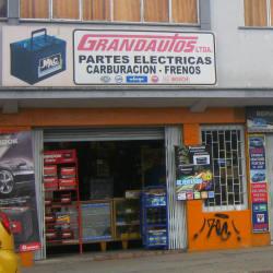 Grandautos LTDA en Bogotá