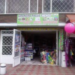 Granero Pague Menos en Bogotá