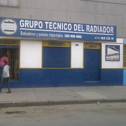 Grupo Técnico del Radiador  en Bogotá