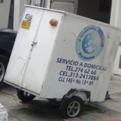 Lavaexpress Integral en Bogotá