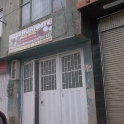 Restaurante Doña Nidia en Bogotá