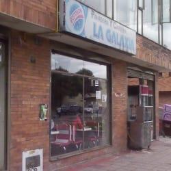 Panadería y Cafetería La Galaxia en Bogotá