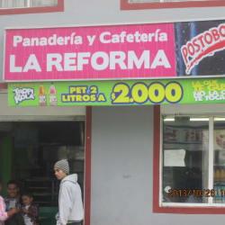 Panadería y Cafetería La Reforma en Bogotá