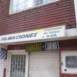 Filmaciones en Bogotá