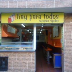 Hay para Todos en Bogotá