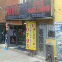 Foto Luna Galindo en Bogotá