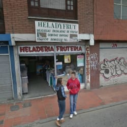 Heladyfrut en Bogotá
