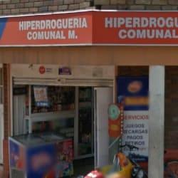 Hiperdrogueria Comunal M. en Bogotá