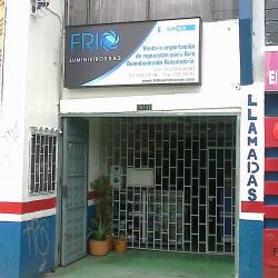 Frío Suministros S.A.S. en Bogotá