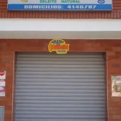 Frutería Heladería Banana's en Bogotá