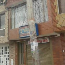 Frutería Isa en Bogotá