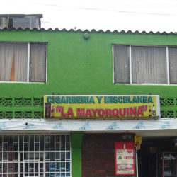 Cigarrería y Miscelánea La Mayorquina en Bogotá