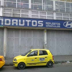 Hyundautos  en Bogotá