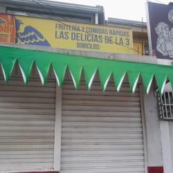 Frutería y Comidas Rápidas Las Delicias De La 3 en Bogotá