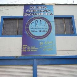 Iglesia Cristiana Evangélica Crea Suba Rincón  en Bogotá
