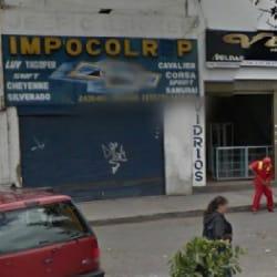 Impocolrep Avenida Caracas en Bogotá