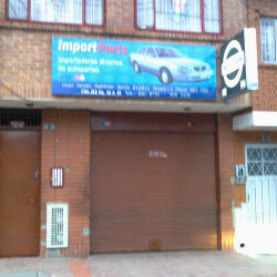 ImporParts en Bogotá
