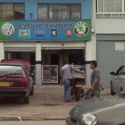 Importaciones Casa Skoda en Bogotá