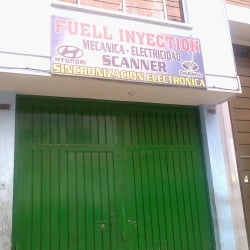 Fuell Inyection en Bogotá