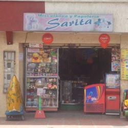 Miscelánea y Papelería Sarita en Bogotá