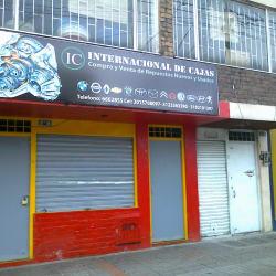 Internacional de Cajas  en Bogotá